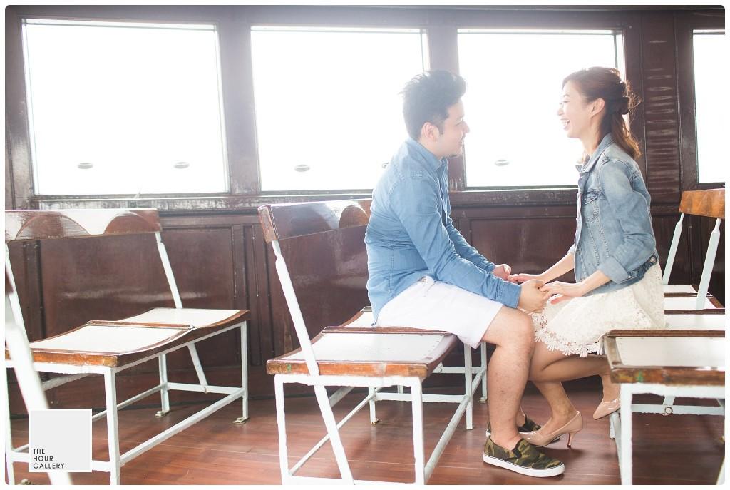 天星小輪 pre-wedding
